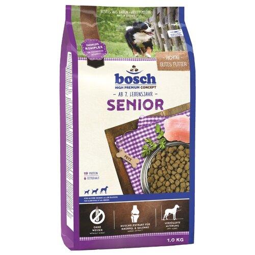 Сухой корм для пожилых собак Bosch Senior 1 кг
