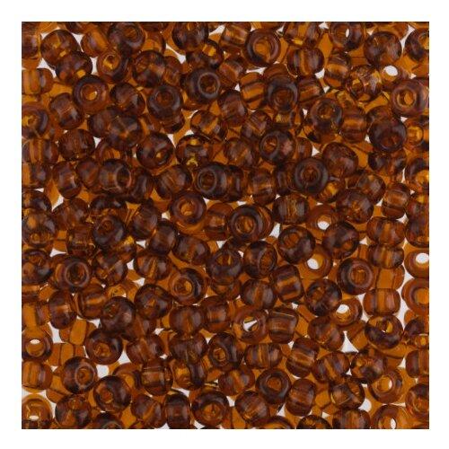 Купить Бисер круглый 5 10/0 Gamma , 50 грамм, цвет: E186 (10110), Фурнитура для украшений