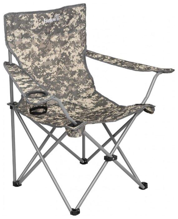 Кресло HELIOS HS-242-DG — купить по выгодной цене на Яндекс.Маркете