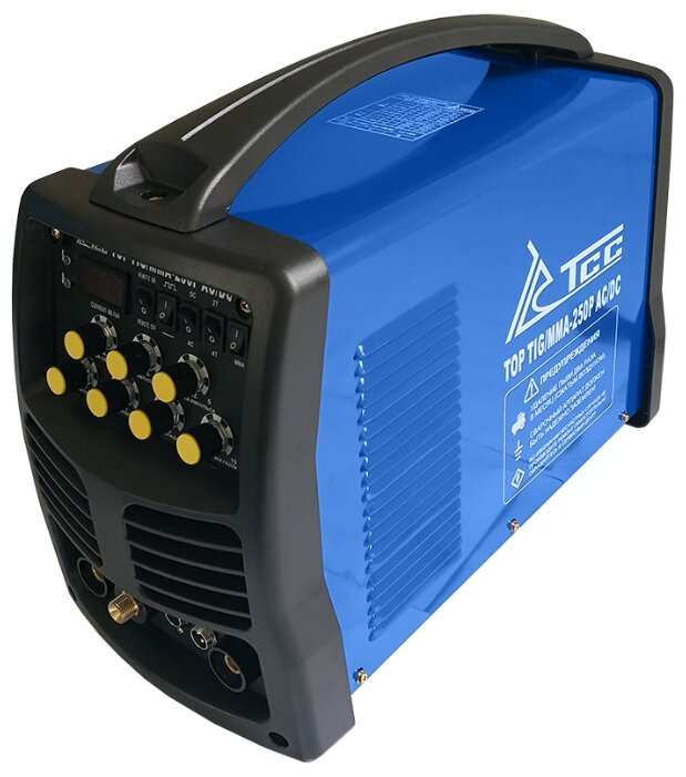 Сварочный аппарат ТСС TOP TIG/MMA-250P AC/DC (TIG, MMA)