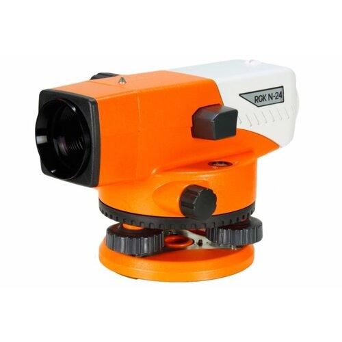 Оптический нивелир RGK N-24 (4610011870064) оптический нивелир rgk n 32 4610011870071