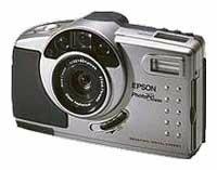 Фотоаппарат Epson PhotoPC 650