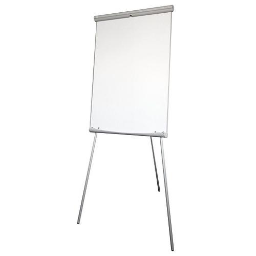 Купить Доска-флипчарт магнитно-маркерная 2x3 на треноге TF01 ECO (100х70 см) белый, Доски