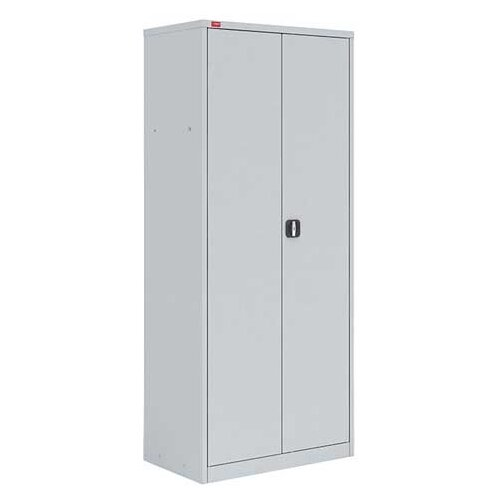 Шкаф архивный ПАКС-металл ШАМ-11 60x50x186 см светло-серый RAL 7035 картотека пакс кр 3