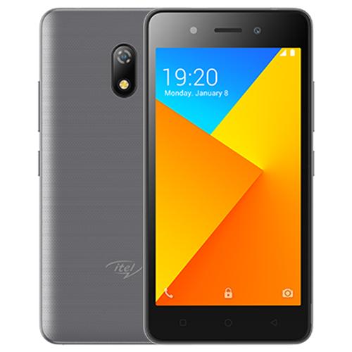 Смартфон Itel A16 Plus серый смартфон