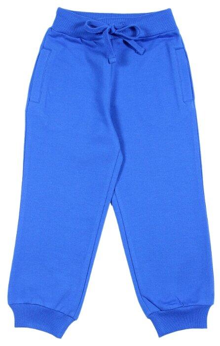 Брюки cherubino размер (104)-56, синий