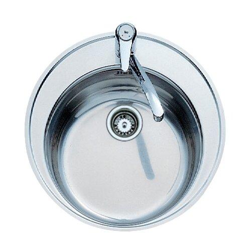 Врезная кухонная мойка 51 см TEKA Centroval нержавеющая сталь/микротекстура