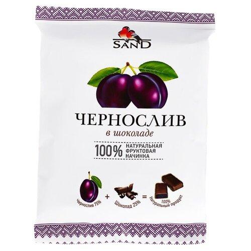 Конфеты SanD Чернослив в шоколаде 135 г