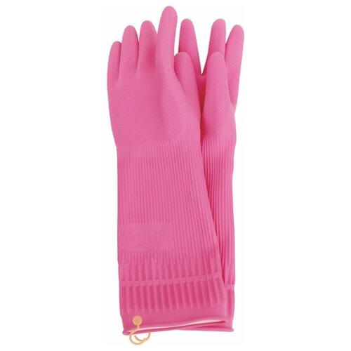 Фото - Перчатки Catchmop MJ Hook, 1 пара, размер M, цвет розовый набор чистота легко catchmop duo fect 8 предметов