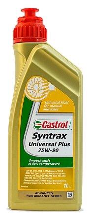 Трансмиссионное масло Castrol Syntrax Universal Plus 75W-90