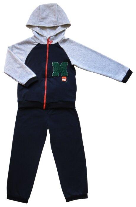 Спортивный костюм Sonia Kids размер 110, монстрики