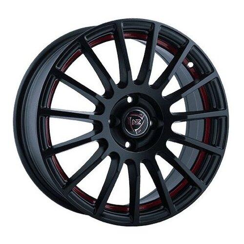 Колесный диск NZ Wheels F-23 6x14/4x100 D60.1 ET43 MBRSI колесный диск nz wheels f 23 6 5x16 5x114 3 d66 1 et47 mbrsi