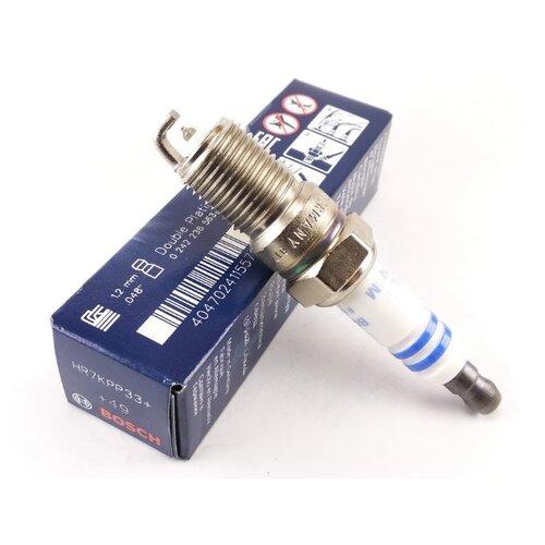 Свеча зажигания Bosch HR7KPP33 1 шт.