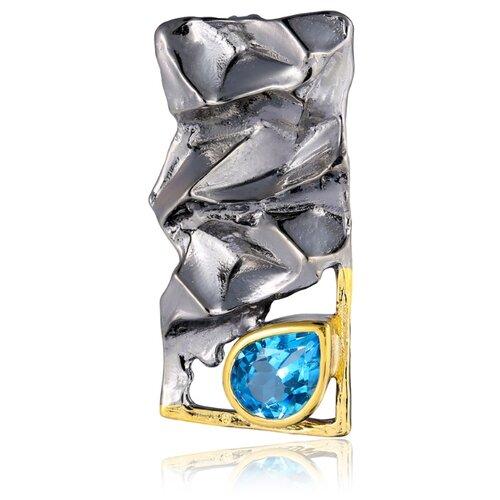 Бронницкий Ювелир Подвеска из серебра SZ761R017000