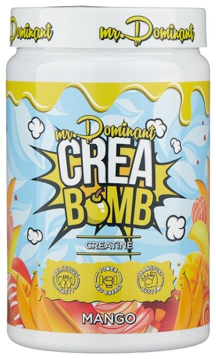 Mr. Dominant Crea Bomb (Клубника, 500 г)