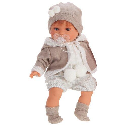 Купить Интерактивная кукла Antonio Juan Ник 30 см 1332B, Куклы и пупсы
