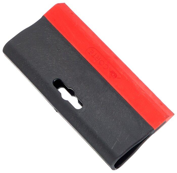 Тёрка для затирки швов с резиновой накладкой