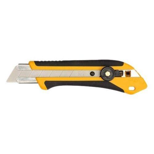 Монтажный нож OLFA OL-XH-1 нож olfa с выдвижным лезвием с резиновыми накладками 25мм ol h 1