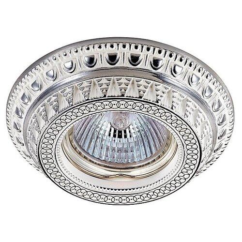 Встраиваемый светильник Novotech Vintage 370010 встраиваемый светильник novotech 370110 золотой