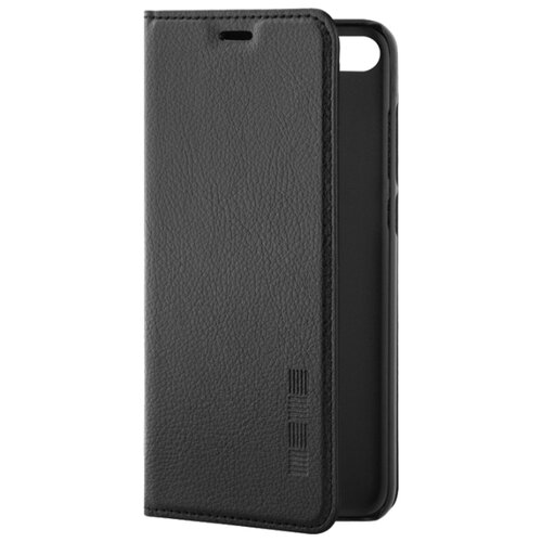 Чехол-книжка INTERSTEP Vibe для Huawei Honor 9 Lite черный чехол книжка smarterra shellcase sc18hp20lbk для huawei p20 lite черный
