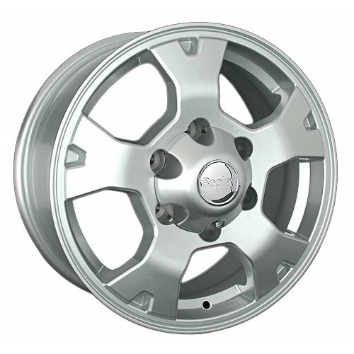 Фото - Колесный диск Replay TY191 7х16/6х139.7 D106.1 ET30, silver колесный диск replay ty191 7х16 6х139 7 d106 1 et30 silver