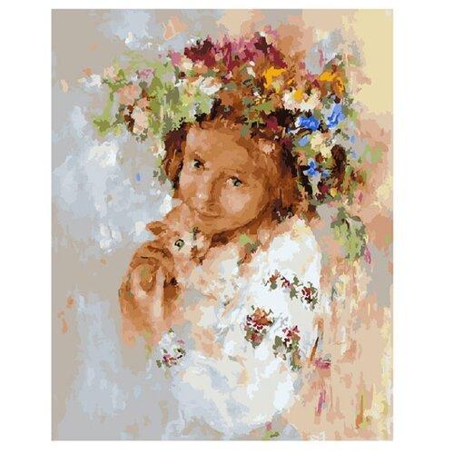 Molly Картина по номерам Любимый питомец 40х50 см (KH0170)Картины по номерам и контурам<br>