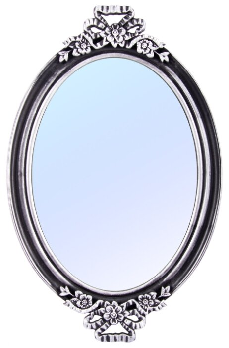 Зеркало Русские подарки настенное 237917 25х39 в раме