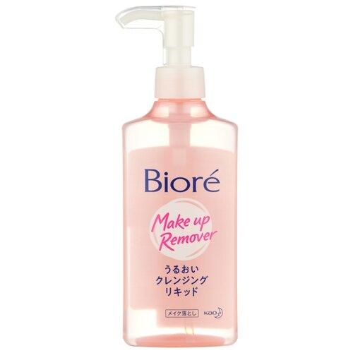 Biore увлажняющая сыворотка для умывания и снятия макияжа, 230 мл biore салфетки для снятия макияжа