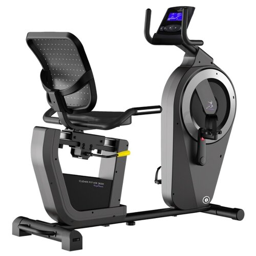 Фото - Велоэргометр Clear Fit KeepPower KR 300 Black sandy fit im job clear mind training