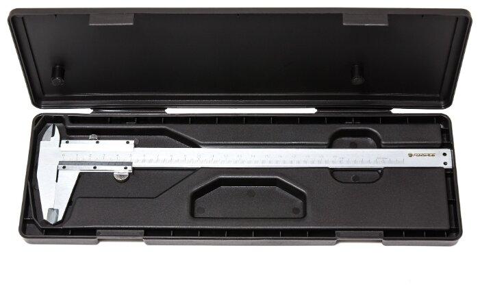 Нониусный штангенциркуль FORSAGE F-5096P2 200 мм, 0.02 мм