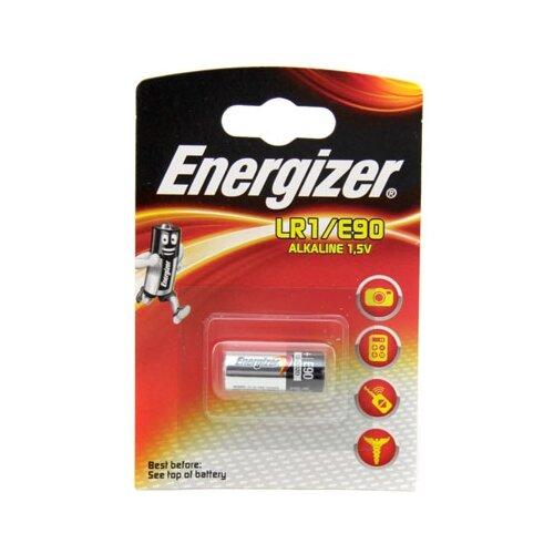 Фото - Батарейка Energizer LR1/E90, 1 шт. батарейка energizer max plus aa 4 шт