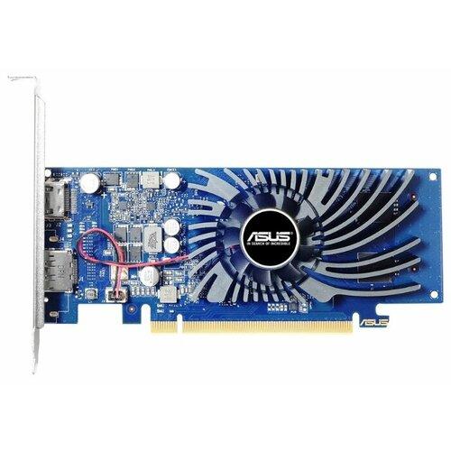 Купить Видеокарта ASUS GeForce GT 1030 1228MHz PCI-E 3.0 2048MB 6008MHz 64 bit HDMI HDCP Retail