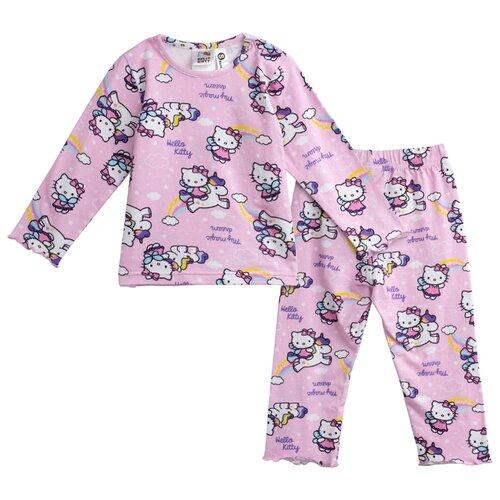 Пижама playToday размер 92, светло-розовыйДомашняя одежда<br>