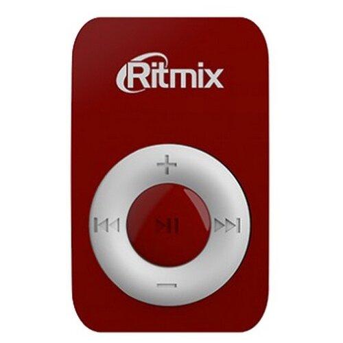 Плеер Ritmix RF-1010 красный/белый