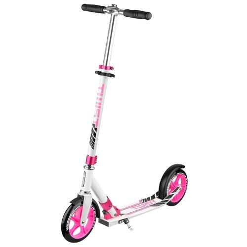 Городской самокат Weelz Twist New pink