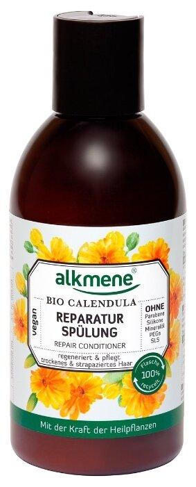 Alkmene ополаскиватель для волос Восстанавливающий Био Календула