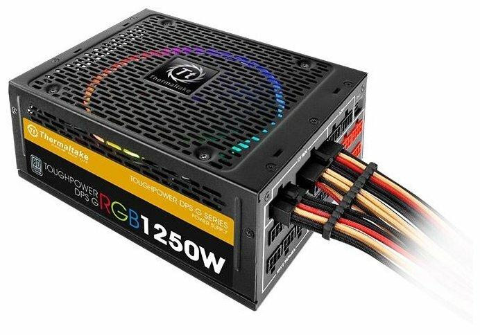 Блок питания Thermaltake Toughpower DPS G RGB 1250W Titanium