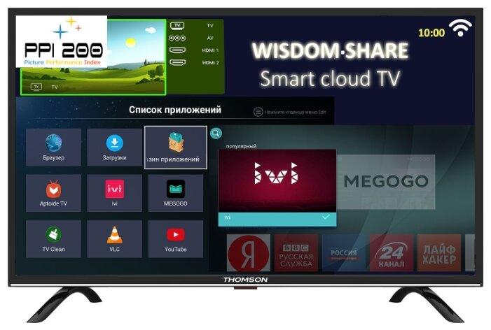 ЖК-телевизор Thomson T40FSL5130 TV, black