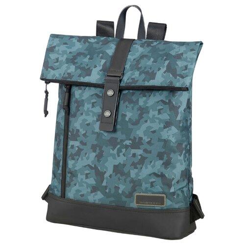 Рюкзак Samsonite GLAEHN (синий камуфляж) samsonite d18 175 ярко синий page 5