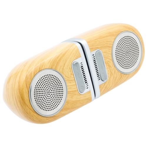 Портативная акустика Qumann QWS-01 wood