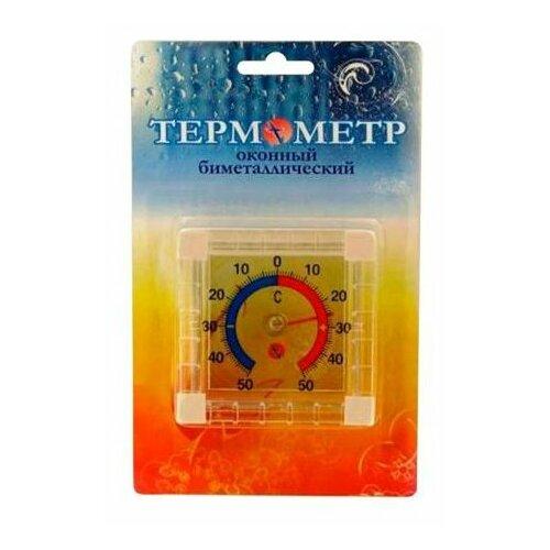 Термометр Первый термометровый завод ТББ прозрачный