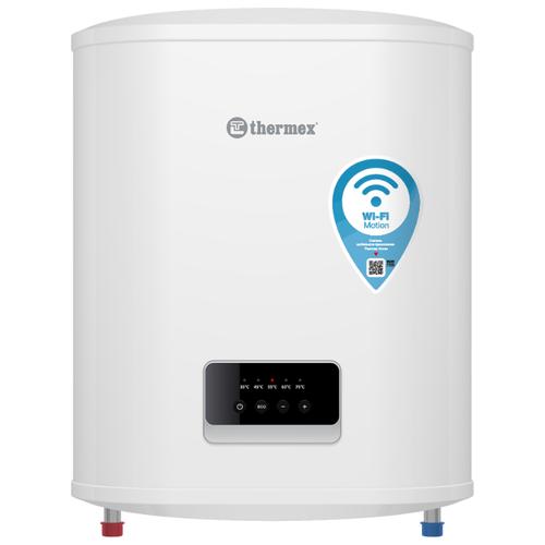 Накопительный электрический водонагреватель Thermex Bravo 30 Wi-Fi, белый