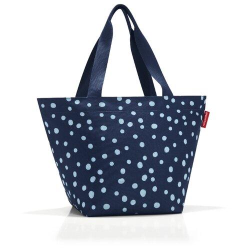 цена на Сумка reisenthel Shopper M ZS4044 spots navy, текстиль