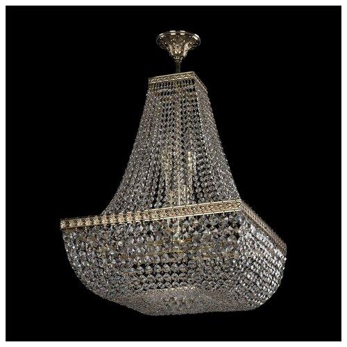 Люстра Bohemia Ivele Crystal 1928 19282/H2/45IV G, E14, 320 Вт bohemia ivele crystal 1928 55z g
