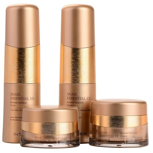 Набор The Saem EX Wrinkle Solution Skin Care 3 Set the autoimmune solution
