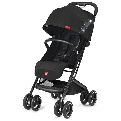 Прогулочная коляска GB Qbit+ satin black коляска gb strete d613r grey 4hls