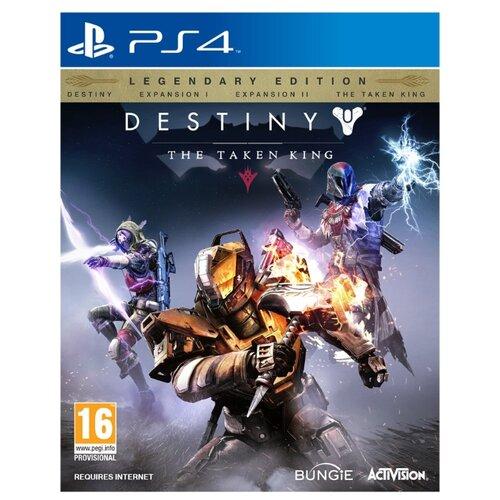 Игра для PlayStation 4 Destiny: The Taken King. Legendary Edition