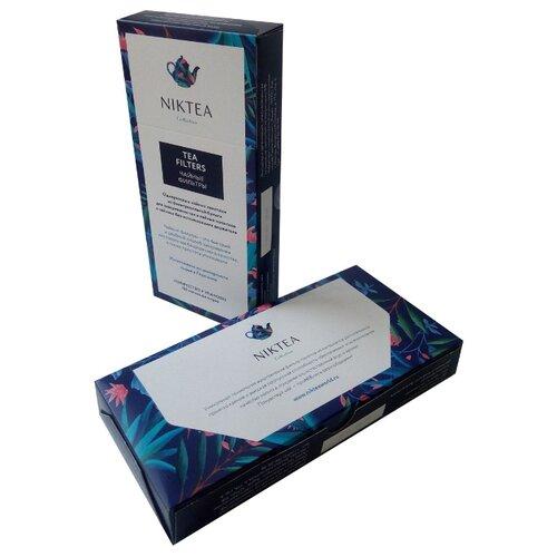 Фильтр-пакеты для заваривания NikTea TALTHA-AP0003 100 шт. белый