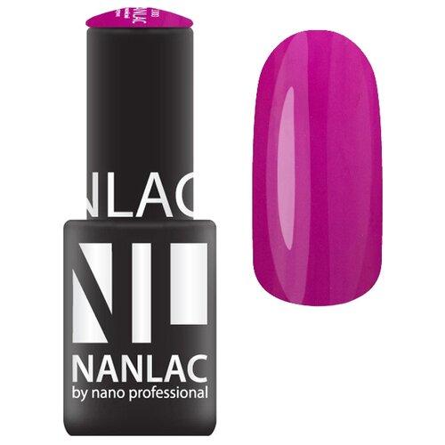 Гель-лак для ногтей Nano Professional Эмаль, 6 мл, NL 2164 Ягодный кир гель лак для ногтей nano professional эмаль 6 мл оттенок nl 2175 свободная любовь