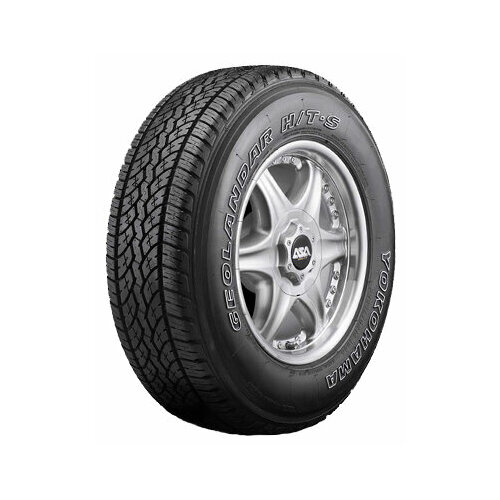 Фото - Автомобильная шина Yokohama Geolandar H/T-S G051 215/60 R17 96H всесезонная автомобильная шина kumho grugen premium 215 60 r17 100v всесезонная